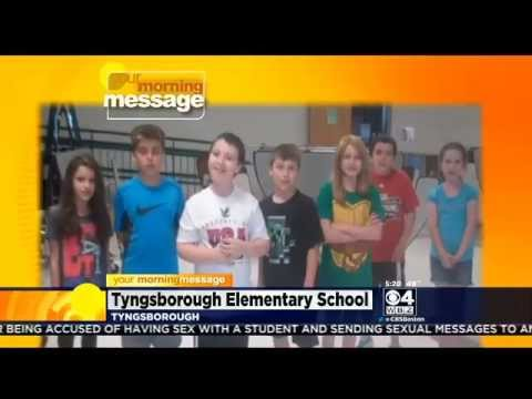 Your Morning Message: May 28, 2014: Tyngsborough Elementary School