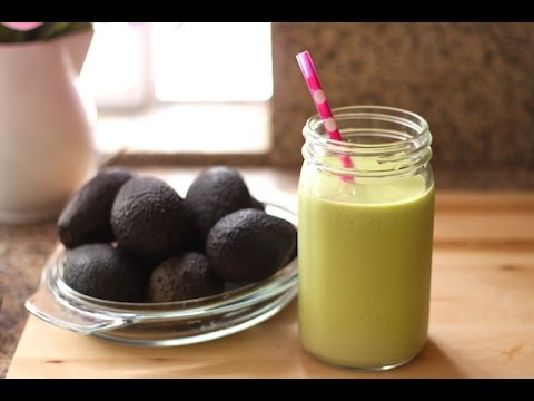 How To Make Avocado Smoothie | Summer Drink Series |Simply Bakings