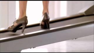 阿瘦皮鞋 隋棠新廣告 真的假的?!?穿高跟鞋走跑步機