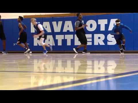 Navasota High School Basketball - Chevy Spotlight