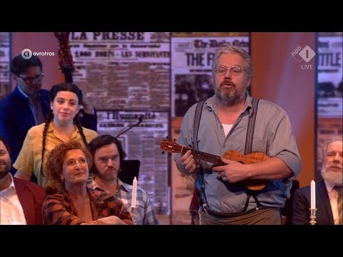 Fiddler on the roof - Als Ik Nou Eens Rijk Was   Musical Awards Gala 2018