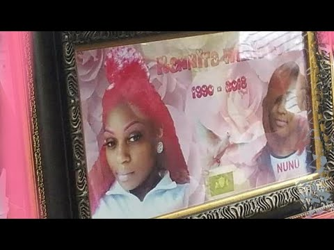 RANNITA WILLIAMS FUNERAL (BEAUTIFUL)