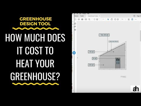 How Much Does It Cost To Heat Your Greenhouse?