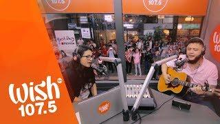 "Zia Quizon and DJ Robin Nievera cover ""Dreams"" (Fleetwood Mac) LIVE on Wish 107.5 Bus"