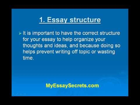 How To Write A 5 Paragraph Essay In Less Than 30 Minutes\u003d\u003d - YouTube