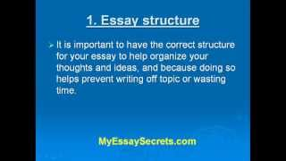 How To Write A 5 Paragraph Essay In Less Than 30 Minutes==