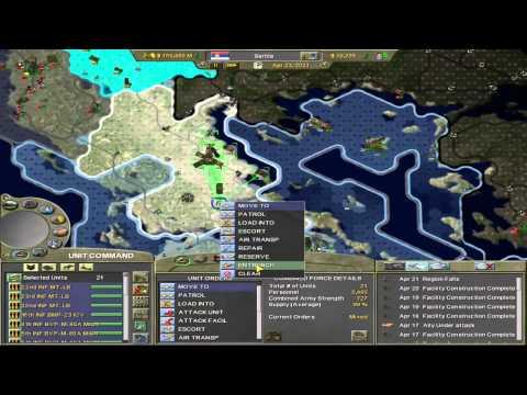 Supreme Ruler 2020 - Kingdom of Serbia - Part 5