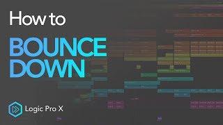 Exporting Audio & Bouncing Down | Logic Pro X