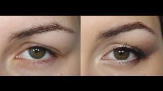 Maquillage correctif : paupières tombantes