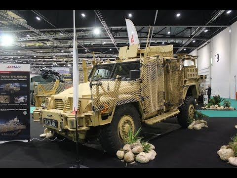 Land Zone area DSEI 2013 International Defense and Security Event Exhibition London United Kingdom