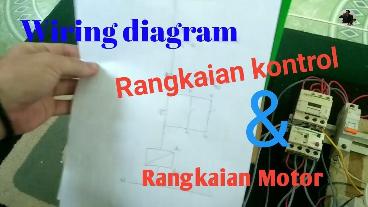Wiring Diagram Direct Online    Gambar Instalasi