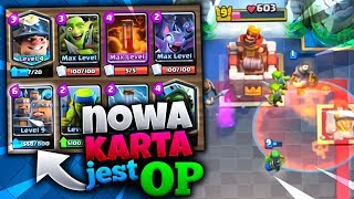 GRAND CHALLENGE ROYAL RECRUITS! MEGA DECK! CLASH ROYALE POLSKA