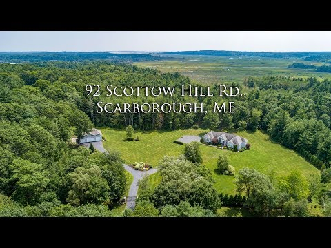 92 Scottow Hill Rd., Scarborough, ME