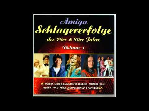 Various - Amiga Schlagerfolge - Der 70er & 80er Jahre - Volume 1 (2007)