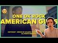 One Ok Rock - American Girls Official Video • Reaction • Fannix