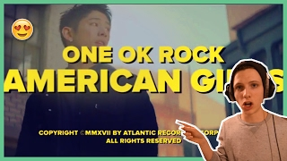 ONE OK ROCK American Girls OFFICIAL VIDEO Reaction FANNIX