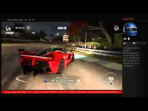 DRIVECLUB + DRIVECLUB BIKES (TROPHY GUIDE) PART 2.