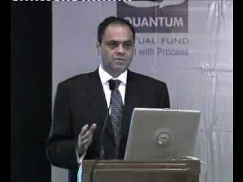 Mr. Ramesh Damani speaks at the Equitymaster Investor Meet, Bangalore February 2007.