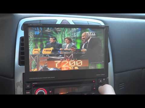 PEIYING PY 9905 + kamera cofania w ramce - test