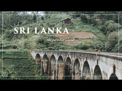 Sri Lanka, The Paradise Island | NCWONG