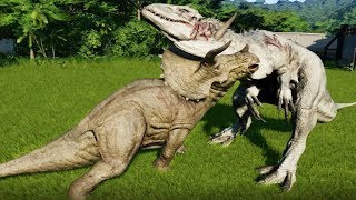 MORE CONTENT TO CHECK OUT: ▷ERLIDOMINUS (INDOMINUS REX + ERLIKOSAUR...