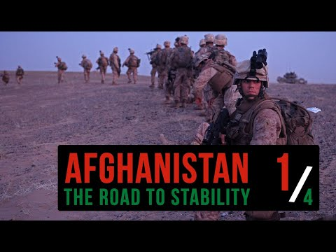 NATO Documentary - Afghanistan: The Road to Stability 1/4 (with subtitles)