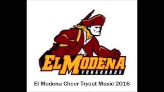 El Modena Cheer Tryout Music 2016