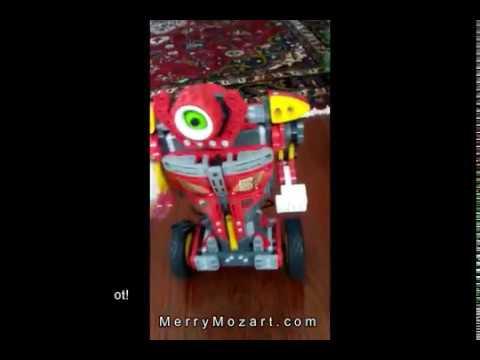 Musical Mini's - Let's dance like a Robot!