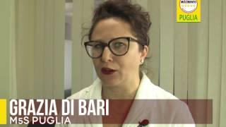 Grazia Di Bari su sicurezza ferroviaria. Consiglio regionale del 14 06 2017