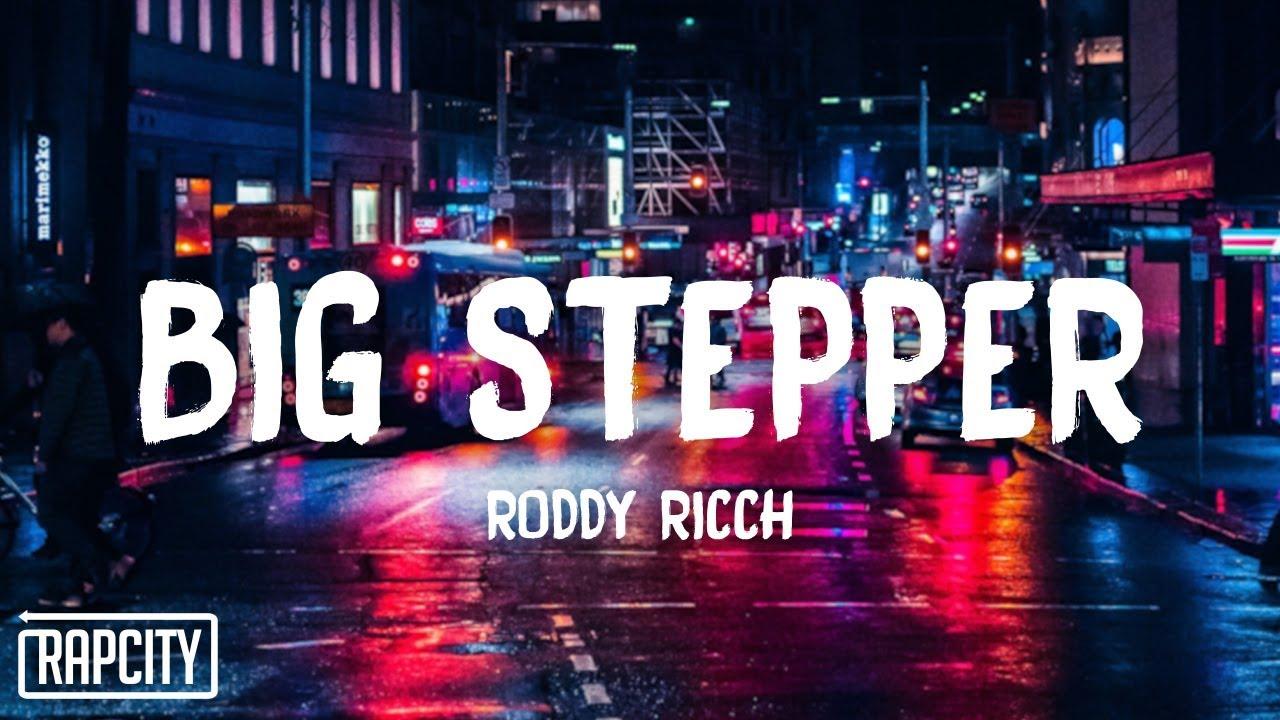 Roddy Ricch - Big Stepper (Lyrics)