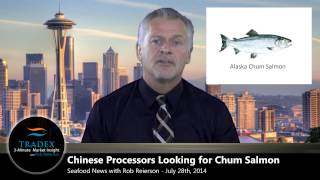 3-Minute Market Insight - Typhoon Hits Asia Tilapia Farms; Chinese Processors Seeking Alaskan Chums
