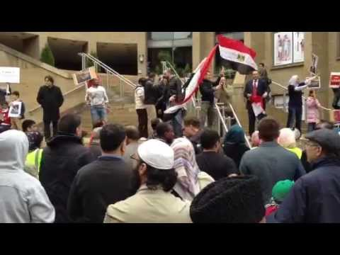 Stop Human Rights Violations in Egypt