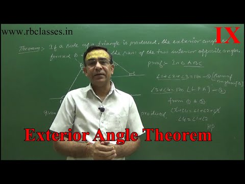 class-9-maths,-exterior-angle-is-equal-to-the-sum-of-the-two-interior-opposite-angles,-r-b-classes