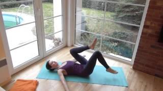 Jóga pro zdravá záda - Posílení zad a mezilopatkových svalů