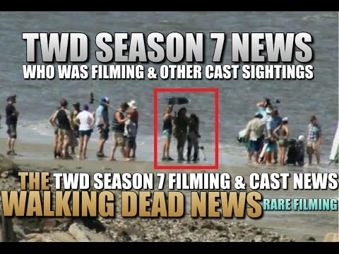 The Walking Dead Season 7 Filming News Spoiler Pics And More Cast News TWD Season 7 News