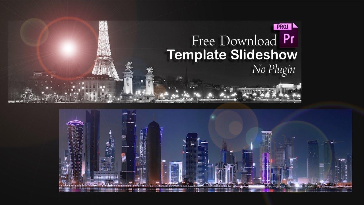 free template adobe premiere pro