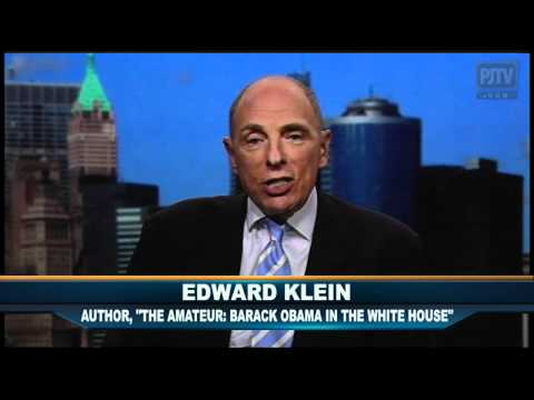 Ed Klein on 'The Amateur: Barack Obama in the White House'
