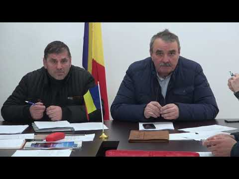 Ședința Consiliului Local Broșteni din 13 Decembrie 2019