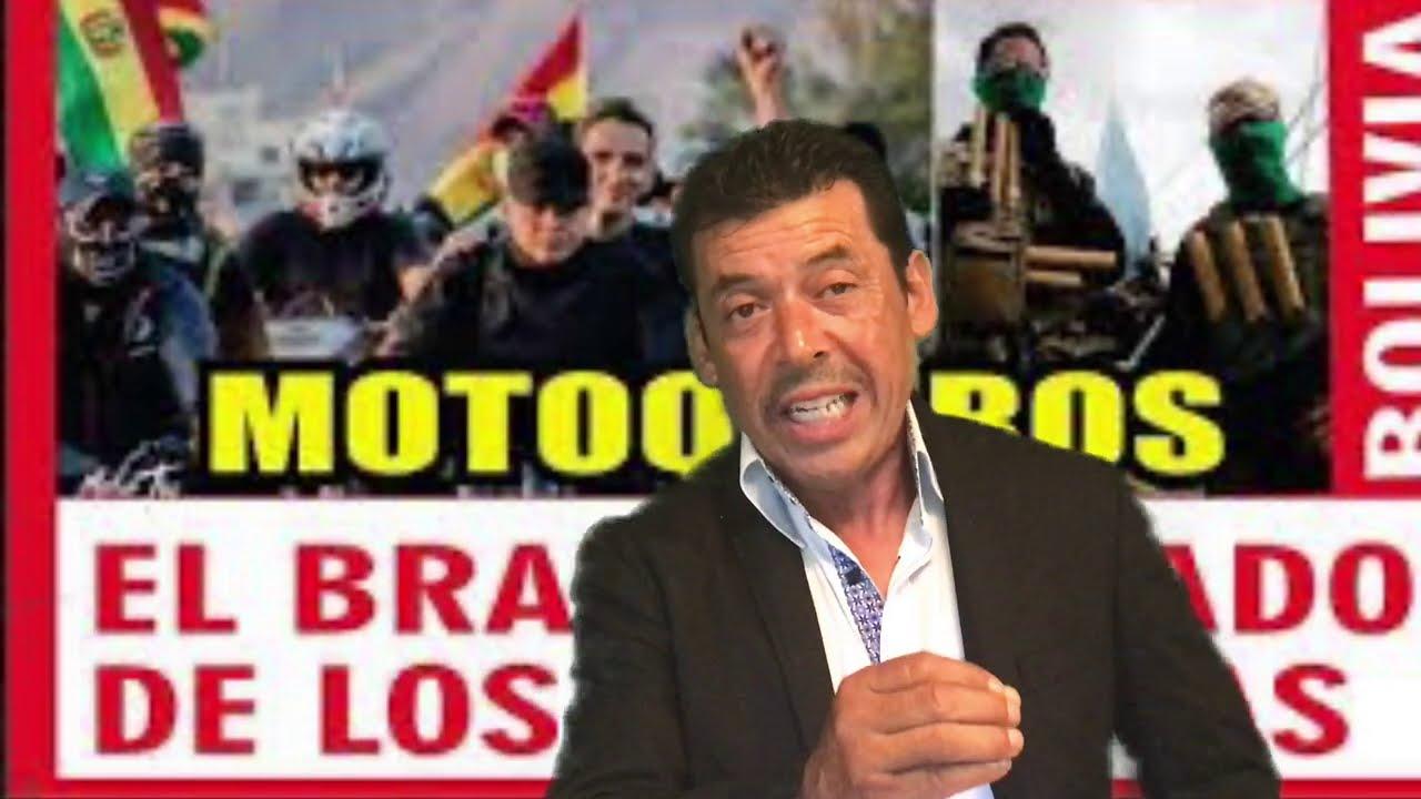 El Pueblo Boliviano Desperto y se Enfrenta al Regimen Golpista, Ecxigiendo Renuncia De Anes, Lopez,