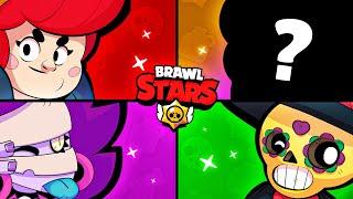 THE BEST BRAWLER for EACH RARITY! (brawl stars)