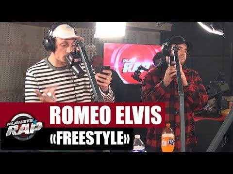 Roméo Elvis, Fixpen Sill en Freestyle #PlanèteRap