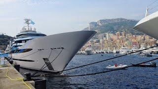 Monaco Yacht Show - MYS 2017