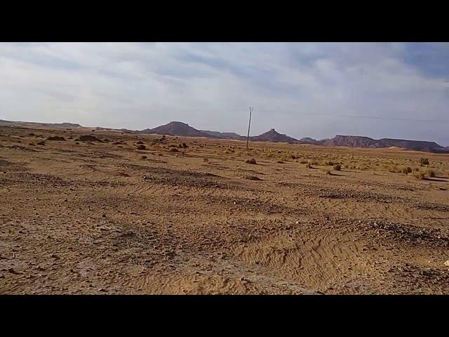 Convertible drive in Sahara Desert Morocco