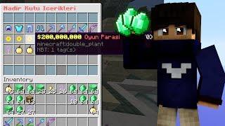 $200000000 ÇIKAN KUTU! 😱 - (Minecraft Faction) Provanas