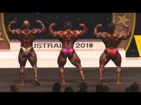 2018 Arnold Classic Australia - Top 3 Review & Analysis