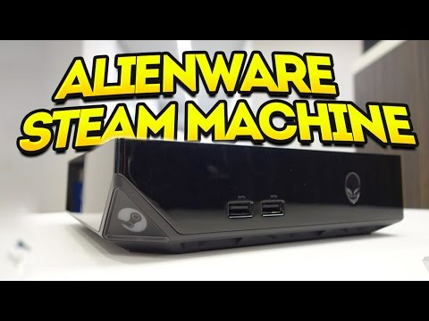 Alienware Steam Machine Review