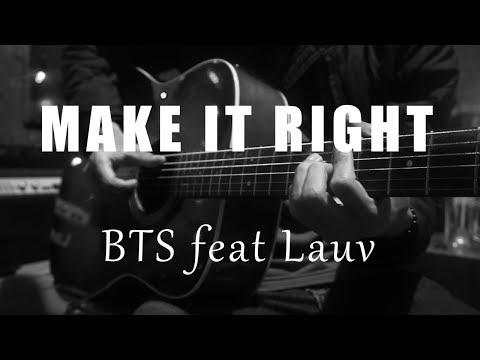 make-it-right---bts-feat-lauv-(-acoustic-karaoke-)