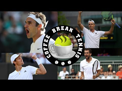 Thumbnail: Wimbledon 2017 Everything you Need to know B4 the SEMI-FINALS CBT 11