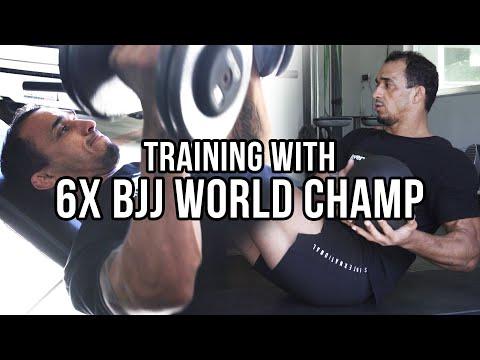 Strength Training with Romulo Barral | JTSstrength.com