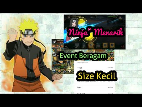 Game Naruto Android Online Yg Wajib Di Download!|Size ...